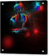Kenny Garrett 5tet, Music Instrument Trumpet Sax Trombon  Acrylic Print