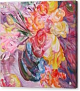 My Bouquet Acrylic Print