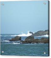 Pacific North Coast Acrylic Print