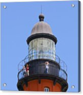 Ponce De Leon Inlet Lighthouse  Acrylic Print