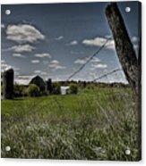 Prairie Farm Acrylic Print