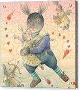 Rabbit Marcus The Great 06 Acrylic Print