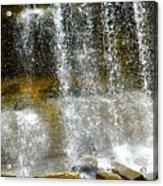 Rock Glen Falls Iphone 6s Acrylic Print