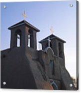San Francisco De Asis Church At Sunrise Acrylic Print