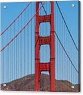 San Fransisco Bay Bridge Acrylic Print