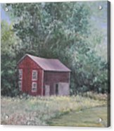 Shortys Shed Acrylic Print