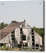 South Of Moberly Acrylic Print
