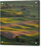 Steptoe Butte 10 Acrylic Print