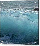 Surf Starter, Kekaha Beach Acrylic Print