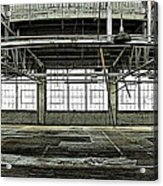 The Factory Acrylic Print