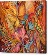 The Flowering Acrylic Print