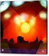 The Omniscient Optics Acrylic Print