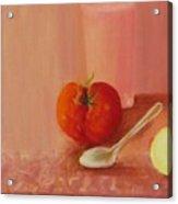 Tomato And Juice Acrylic Print