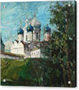 Welcome To Russia Acrylic Print