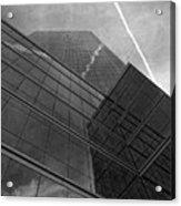 White Plains Office Building 5 Acrylic Print