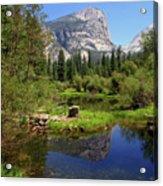 @ Yosemite Acrylic Print