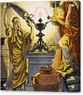 Yellow Journalism, 1909 Acrylic Print