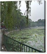 0038-2- Beihai Park Acrylic Print