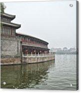 0050-2- Beihai Park Acrylic Print