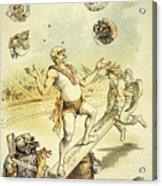 Otto Von Bismarck Acrylic Print