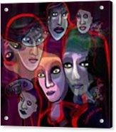 2636   Night In Their Eyes A Acrylic Print