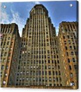 01 Buffalo Ny City Hall Acrylic Print