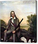 John James Audubon Acrylic Print