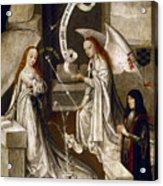 Spain: Annunciation, C1500 Acrylic Print