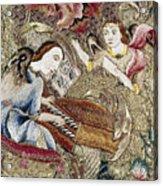 Chasuble, 18th Century Acrylic Print