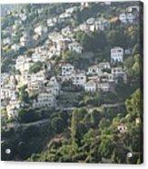 0116852 - Greece - Pilio Acrylic Print