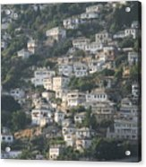 0116883 - Greece - Pilio Acrylic Print