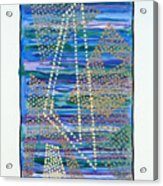 01330 Lean Acrylic Print