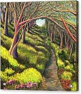 01350  Spring  Acrylic Print