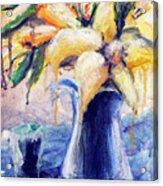 01353 Daffodils Acrylic Print