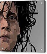 018. I Acrylic Print