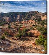 030715 Palo Duro Canyon 025 Acrylic Print
