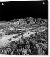 030715 Palo Duro Canyon 039 Acrylic Print