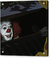 036. They All Float Down Here Acrylic Print