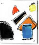 040803aa Acrylic Print