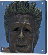0439- James Dean Acrylic Print