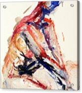 04996 Sunburn Acrylic Print