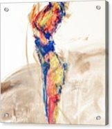 04997 Bird Call Acrylic Print