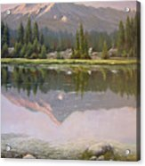 060923-2430  Reflections At Days End   Acrylic Print