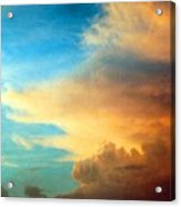 072006-14e Acrylic Print by Mike Davis