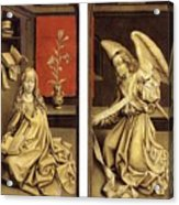 07464 Rogier Van Der Weyden Acrylic Print