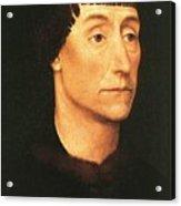 07505 Rogier Van Der Weyden Acrylic Print