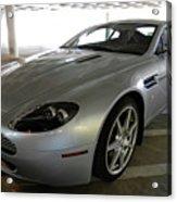 08 Aston Martin Acrylic Print