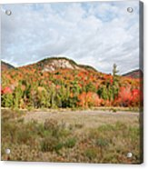 Kancamagus Highway - White Mountains New Hampshire Usa Acrylic Print
