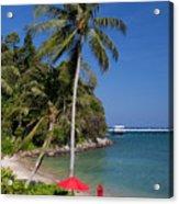 Phuket Thailand Acrylic Print