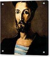 13618 Pere Pruna Acrylic Print